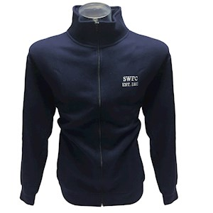 Carbon zip sweatshirt