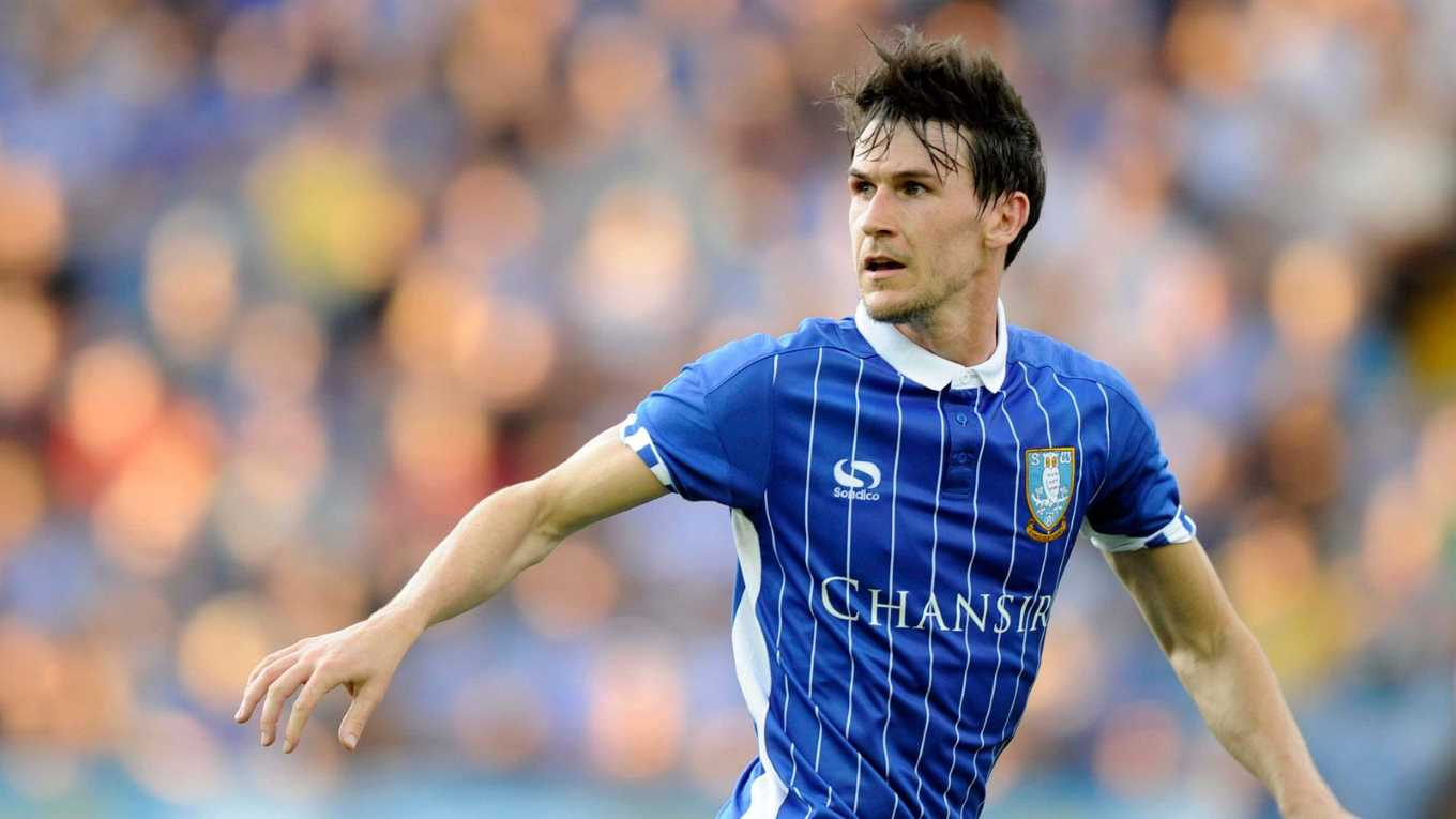 Image result for Kieran Lee Sheffield Wednesday