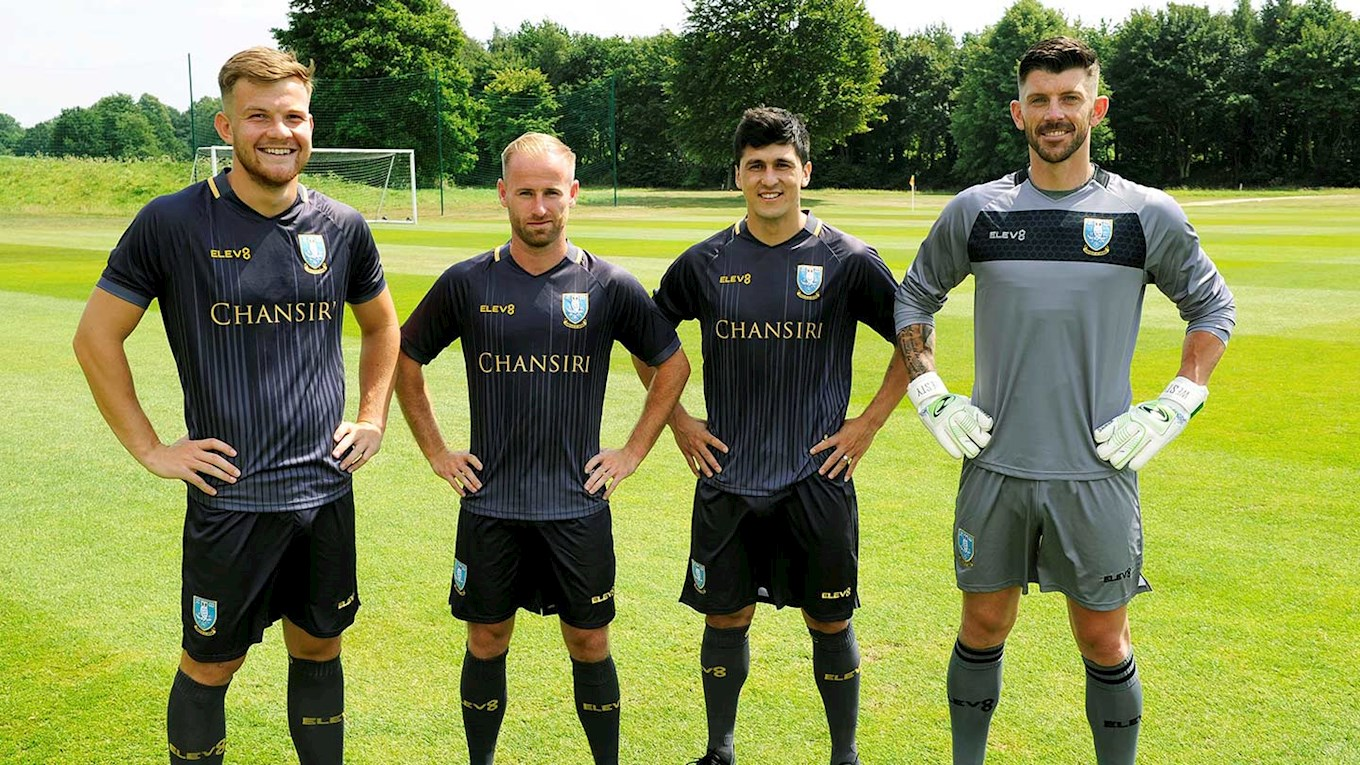 4a3d8ca50d1 Our 2018 19 away kit revealed! - News - Sheffield Wednesday