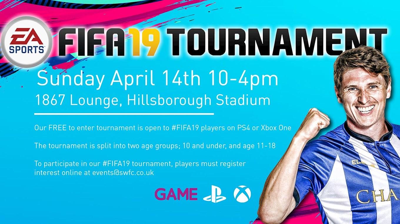 WAWAW Fun Day FIFA 19 tournament! - News - Sheffield Wednesday
