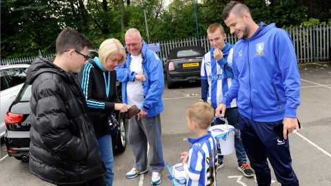 SWFC charity policy