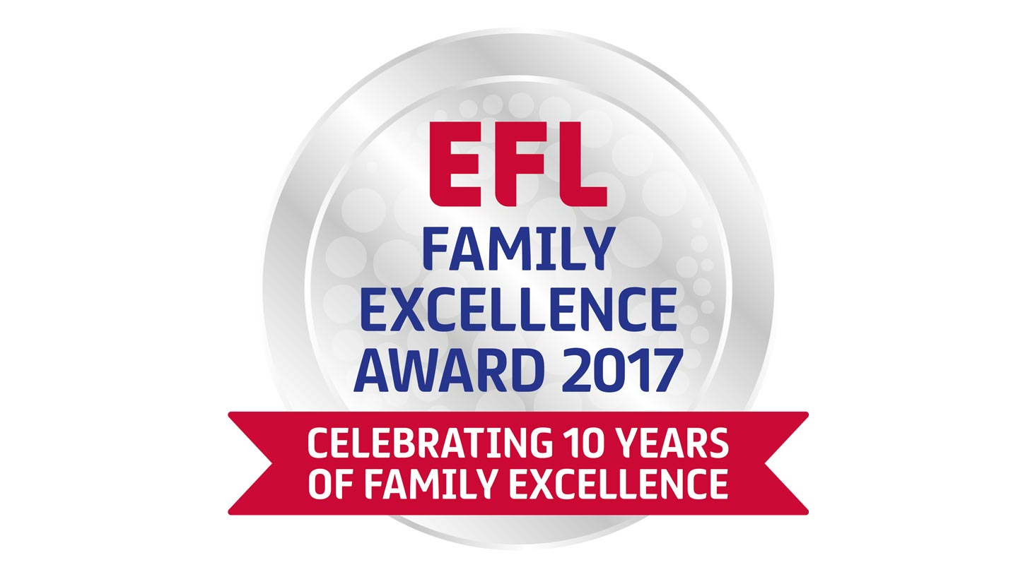Image result for EFL 2017 family award