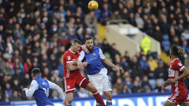 Report: Wednesday 1-2 Middlesbrough - News - Sheffield ...