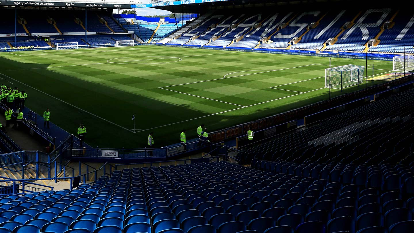Your chance to play at Hillsborough! - News - Sheffield ...