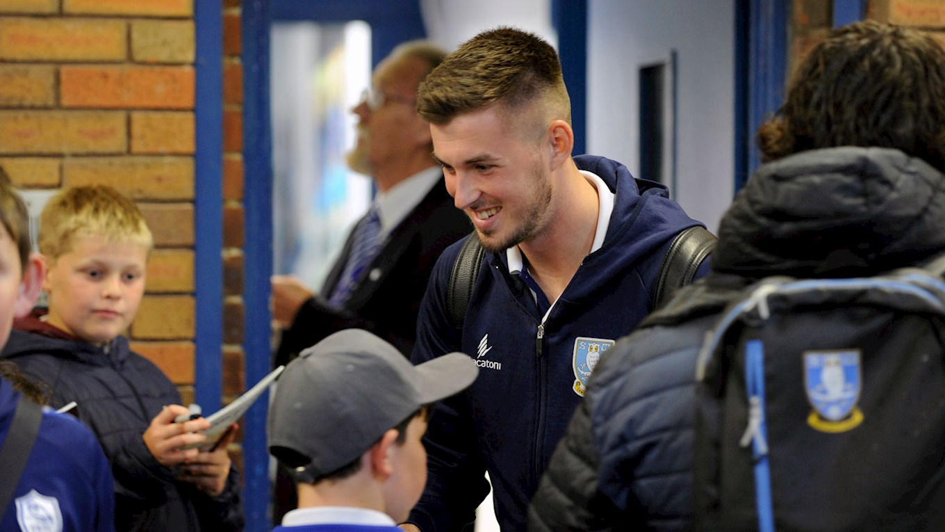 939f803221b Wildsmith signs new Owls contract - News - Sheffield Wednesday