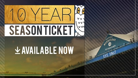 10-year Season Tickets